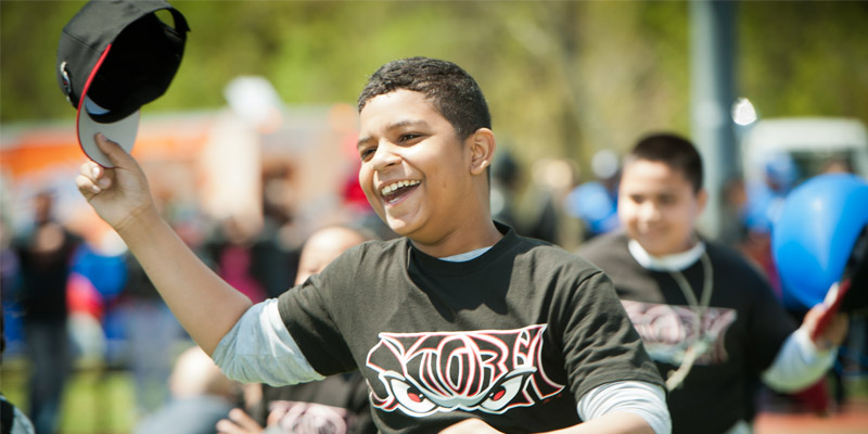 Youth at The North Ward Center